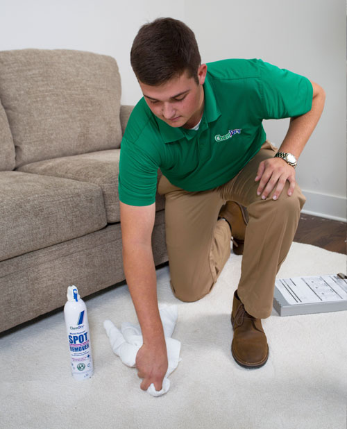 Specialty Carpet Stain Remover in Corona CA